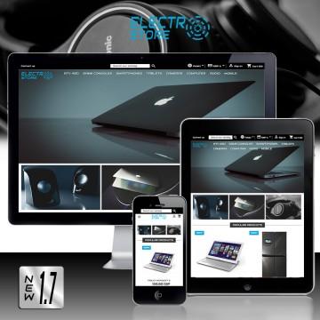 Szablon Electro Store 1.7