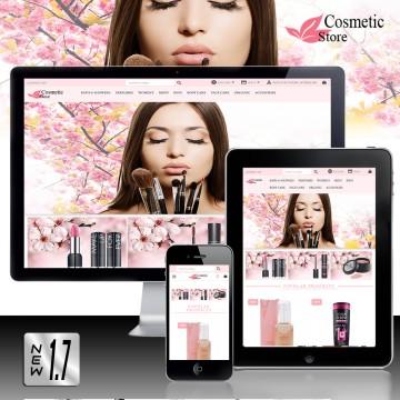 Szablon Cosmetic Store 1.7