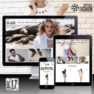 Szablon Classic Style Fashion 1.7