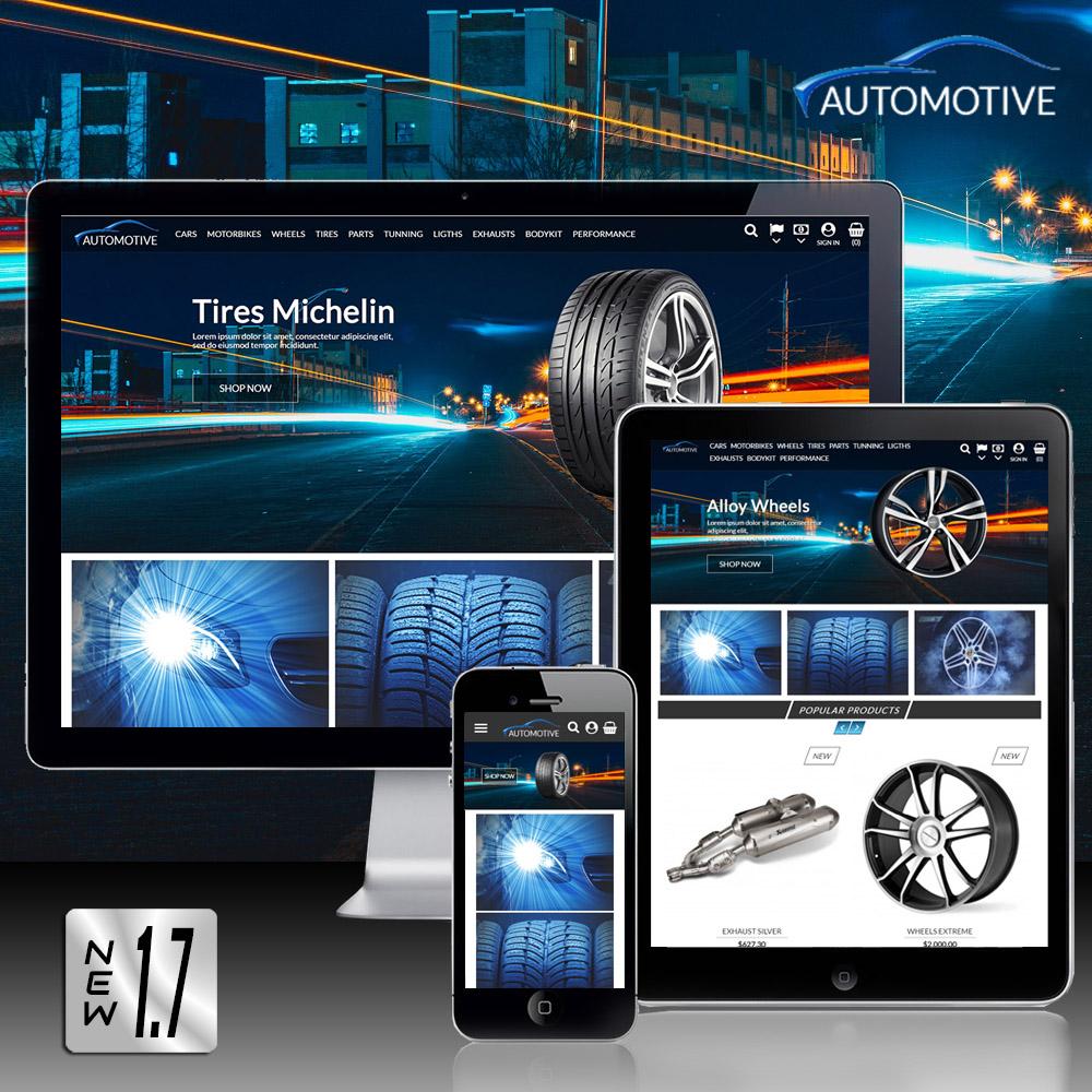 Automotive Store 1.7